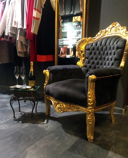 VALENTINA - Shoppen im extravaganten Ambiente